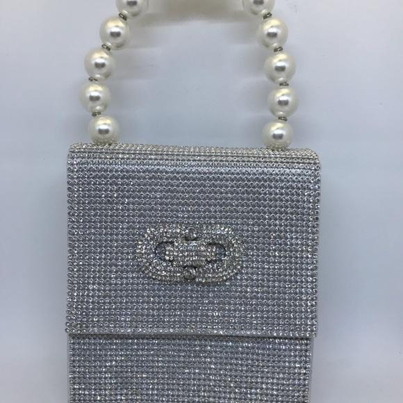 Bella Collection Handbags - Rhinestone handbag, Bella collection